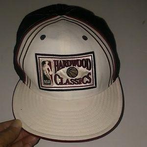 NBA Hardwood Classics Cap